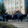Рабочие саратовского «Контакта» вышли на улицу