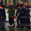 Московские метростроевцы ушли на забастовку