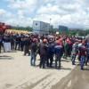 Несколько сотен рабочих «Ростов-Арены» вышли на забастовку