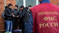 Минтруд намерен запретить привлечение трудовых мигрантов в торговлю