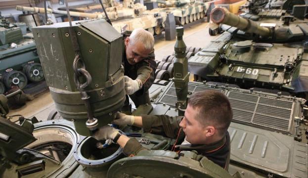 Интервью с бывшим танкостроителем