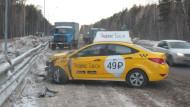 Допрос водителя «Яндекс-такси», сбившего пешеходов: «Я сплю три часа в сутки»