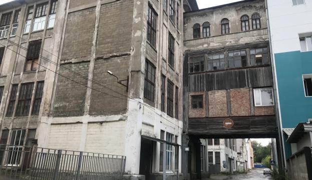 Руины 2020: Коломенский завод тяжелого станкостроения