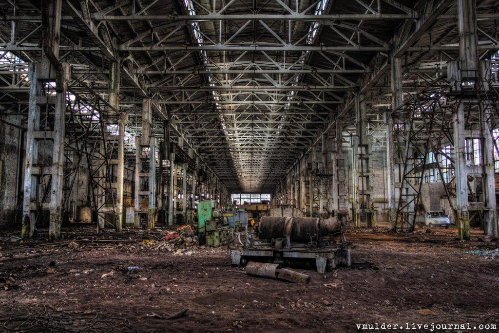 Воронежский экскаваторный завод