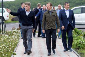 Медведев - Кожемяко и Трутнев