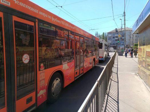 калининградские автобусы